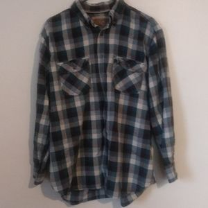100% cotton Outdoor life button down shirt